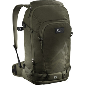 Salomon Side 25 Plecak, olive night